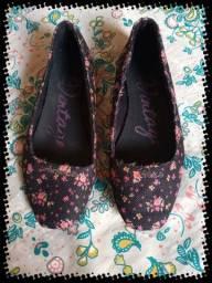 Sapato moleca Tam 37