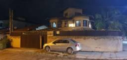 AL 3770B Linda casa com salão 3 qtos suíte área gourmet piscina