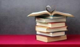 Livros (quarentena do bem)