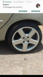 Vendo ou troco essas rodas 17 por umas 14 de ferro