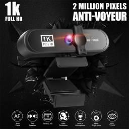 WebCam Full HD 1K