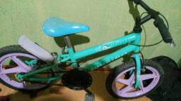 Bicicleta infantil unissex