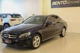 Mercedes-Benz C 180 Avantgarde 1.6 Turbo + Único Dono + Rev. CCS - Impecável