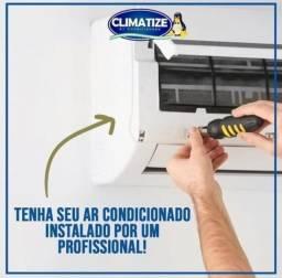 Título do anúncio: Instalação de Ar Condicionado Split