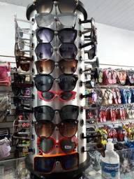 Variedade de óculos
