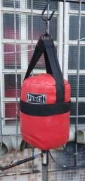 Saco de boxe infantil punch 10kg