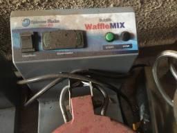 Título do anúncio: 10 Máquina waffle