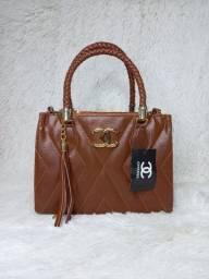 (NOVO) Bolsa Chanel Caramelo