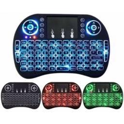 Mine teclado luminoso