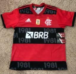 Lançamento versão jogador 2021 Flamengo