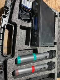 Caixa sound box ativa
