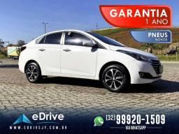 Título do anúncio: Hyundai HB20S Premium 1.6 Flex Aut. - 1 Ano de Garantia - IPVA 2021 Pago - Completo - 2018