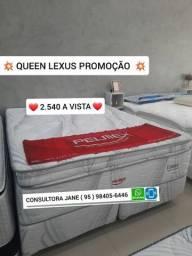 Cama Queen 1.58x1.98, PROMOÇÃO ATÉ ACABAR O ESTOQUE
