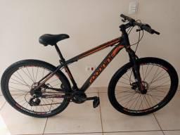 Bicicleta Goodnine silver aro 29
