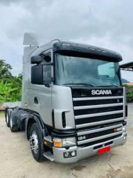 Scania evolução 420