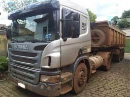 Scania P340.