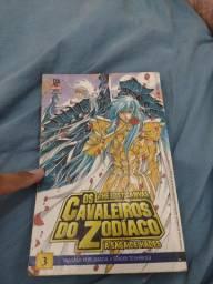 Cavaleiros do zodíaco a saga de Hades volume 3