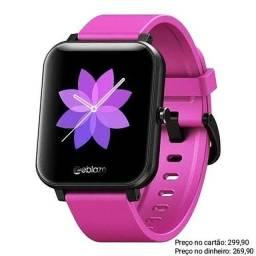 Relógio Feminino Digital Original Zeblaze Alta Qualidade