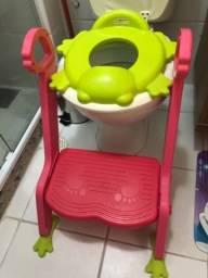 Assento redutor escadinha
