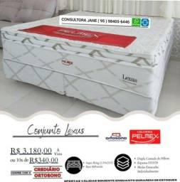 Cama super king conforto e Qualidade pelmex , Promoção garanta já a sua