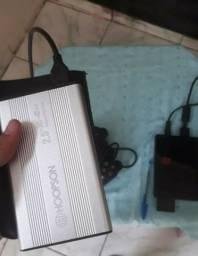 HD Externo 320 GB Com Jogos de PS2