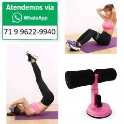 Título do anúncio: Suporte Abdominal Ventosa Perder Peso Exercícios Academia