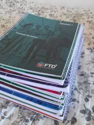 Livros para estudos pré-vestibular