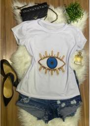 T-shirt de luxo