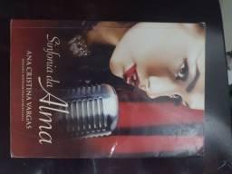 Título do anúncio: Livro sinfonia da alma