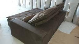 Sofá com 2,90m Novo Oliver
