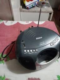 Título do anúncio: Rádio philco com Bluetooth