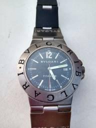 Relógio Bvulgari diagno Titanium eta 2824-2