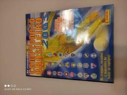Álbum Campeonato Brasileiro 2003