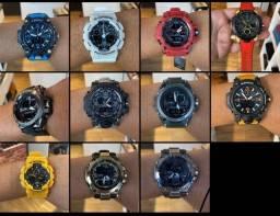 Relógio Casio 1° Linha