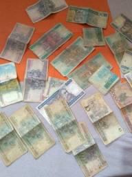 Vendas de cédulas para colecionador preço negociável