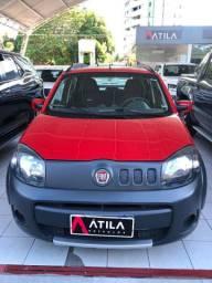 Fiat UNO WAY XINGU EDICAO LIMITADA 1.0 2013 extra !!!