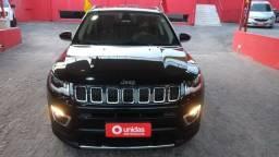 Título do anúncio: Jeep Compass Limited 2.0 18/18