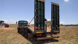 Título do anúncio: Caminhão Prancha ANO 2012