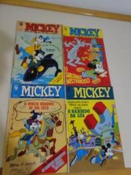 Revistas Disney - Pato Donald  - Mickey e Zé Carioca