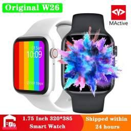 Relógio W26 IWO 12 Relógio inteligente