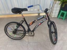 Bicicleta para criança.