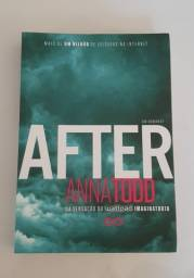 Título do anúncio: Livro After da Anna Todd