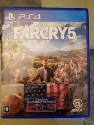 Troco Far cry 5 por Monster hunter world