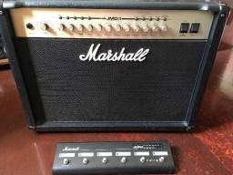 Amp Marshall JMD1(combo) 100w Valvulado C/ 2x12 + Pedal