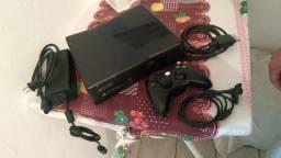 Xbox 360 Slim original aceito troca por tv
