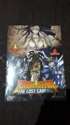 Dvd Saint Seiya - The Lost Canvas (1* temporada).