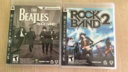 Guitarra e jogos pra videogame