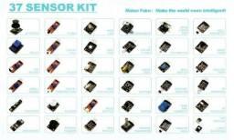 Kit de Sensores para Arduino 37 em 1