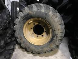 Pneu 12.5x80-18 c/ roda