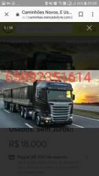 Carreta e caminhão - 2014